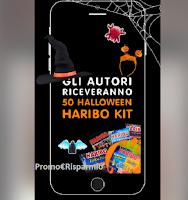 Logo ''Haribo Dolcetto o Scherzetto Kit - Contest'': vinci grati 50 kit di prodotti Haribo di Halloveen