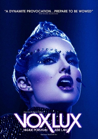 Vox Lux [2018] [CUSTOM BD] [DVDR] [NTSC] [Latino]