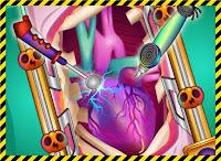 العاب دكتور جراحة القلب
