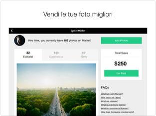 EyeEm: l'app che ti ricompensa per le tue foto vers 7.0.5