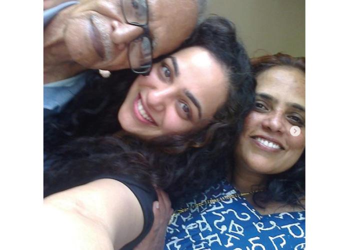Nithya-Menen-Family