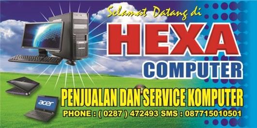 Lowongan Kerja di Hexa Computer