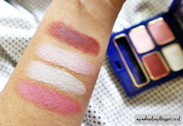 Inez Pattaya Eyeshadow Quad Palette