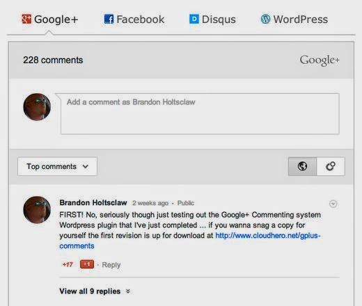 Plugin Comments Evolved For WordPress