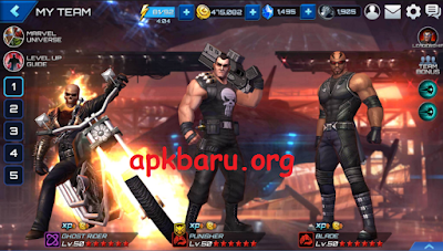 Download MARVEL Future Fight v2.9.0 Apk Full Mod (Unlimited Gold,Crystal,Energy)