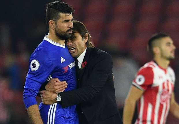 HOT: Diego Costa đồng ý tha thứ cho Conte