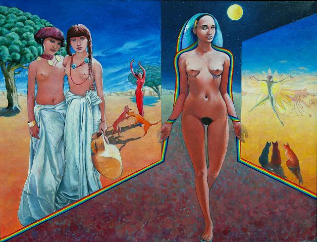 Si La Nuit Tu Vas (2004), Myrtille Henrion Picco