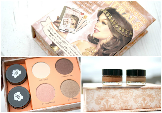 Win a Triple lot of Benefit Makeup