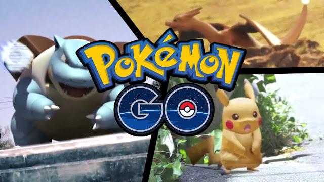 تحميل وتجربة لعبة Pokemon Go روعة جرب بنفسك