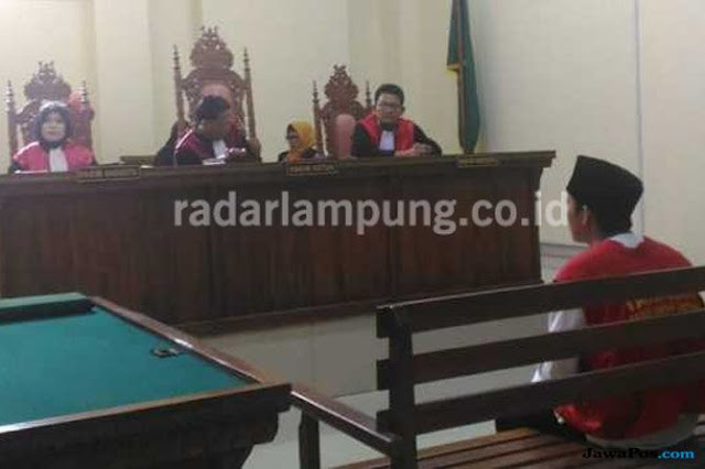 Hina Jokowi, Romi Dituntut 2,6 Tahun Penjara dan Denda Rp 1 Miliar