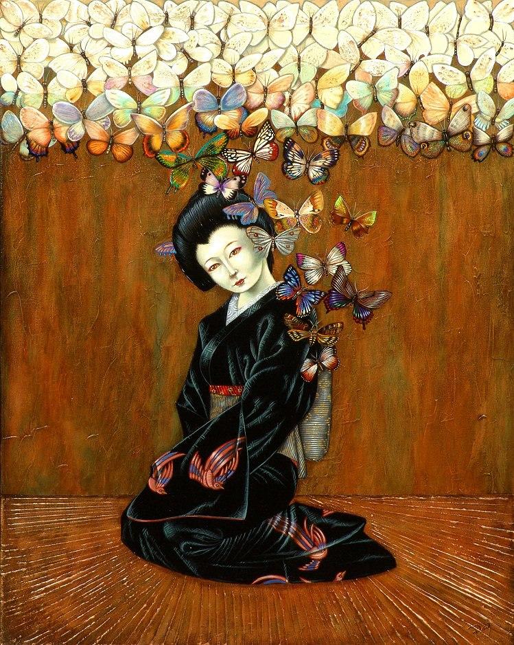 David Silva - Dasil   Mexican Imaginative Surrealist painter