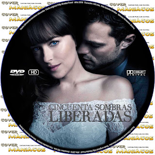 GALLETA CINCUENTA SOMBRAS LIBERADAS - FIFTY SHADES FREED 2018