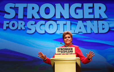 Skócia, Nicola Sturgeon, skót-függetlenség, Brexit