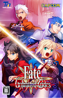 Download Fate Unlimited Codes (USA) ISO Free [PSP][PPSSPP]