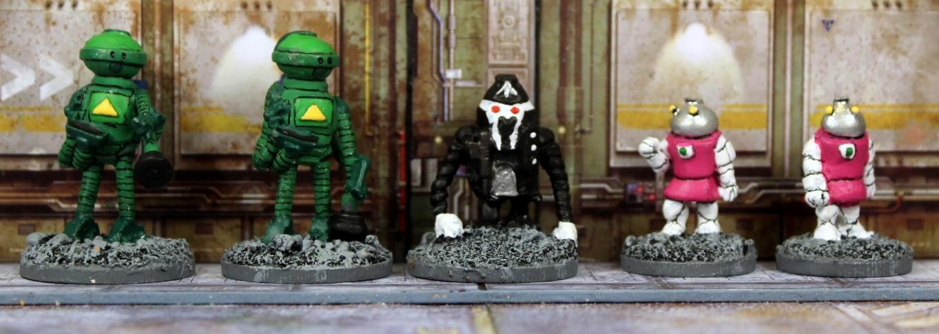 Vampifans world of the undead jdmc mc1 robots 03 first up are a pair of very old and long out of production grenadier servo droids this robot was part of a boxed set of 20 gamma world figures publicscrutiny Image collections