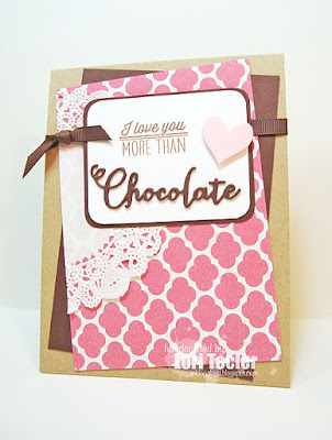 More than Chocolate card-designed by Lori Tecler/Inking Aloud-stamps and dies from Verve Stamps