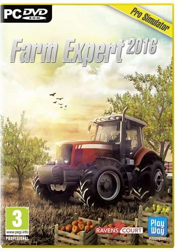 Farm Expert 2016 Fruit Company PC Game Español