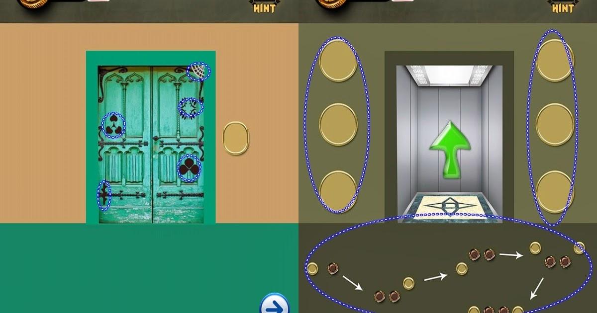 100 Doors Legends Guide Level 51 52 53 54 55