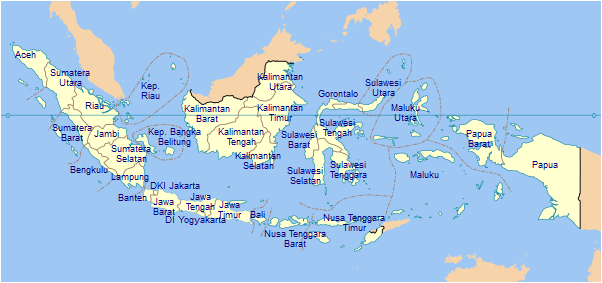 Logo dan Lambang Provinsi di Indonesia