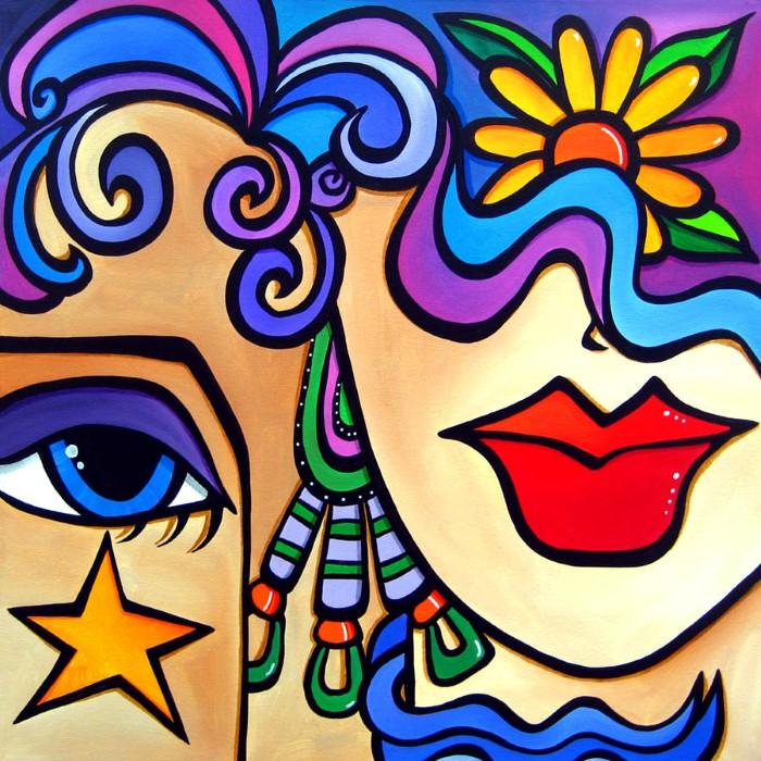 Яркие краски. Tom Fedro - Fidostudio 15