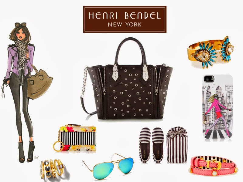 Henri Bendel Short Hills Mall feature on House Of Jeffers | www.houseofjeffers.com