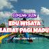 Launching Edu Wisata Selamat Pagi Madura di Pamekasan