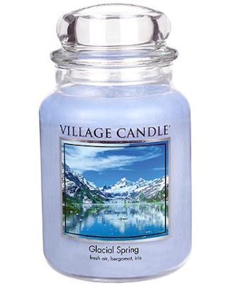 nouveautés village candle glacial spring 2017