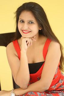 Shaheena Stills at V Movie Theatrical Trailer Launch Press Meet