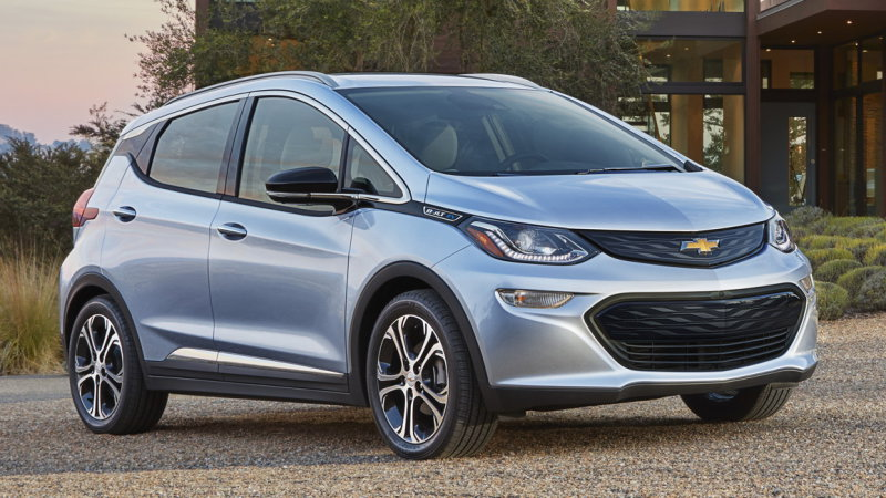 The Chevy Bolt Ev Requires Zero Maintenance