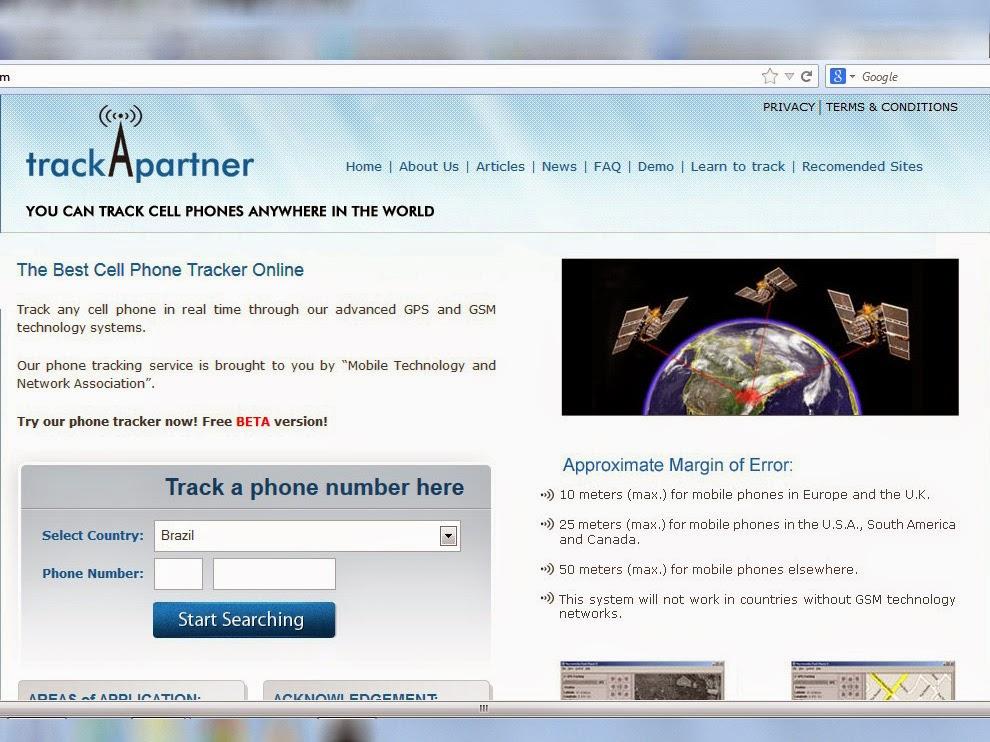 www.trackapartner.com