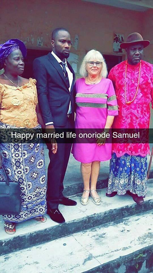 Nigerian Man Marries Thick Milf Pawg In Lagos Photos Sports Hip Hop Amp Piff The Coli