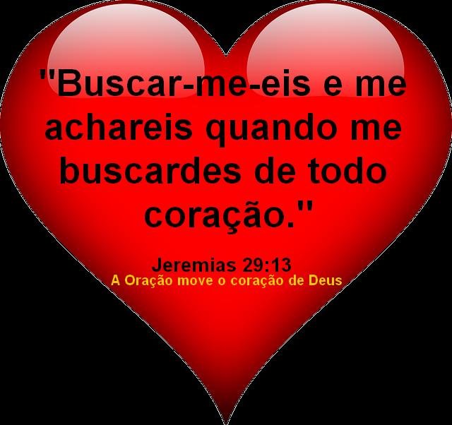 Resultado de imagem para Jeremias 29:13