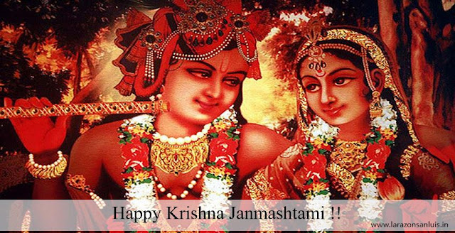Happy Janmashtami Wishes Images FREE Download