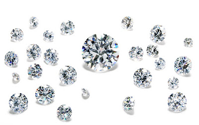 Different Popular Cuts of Loose Diamonds