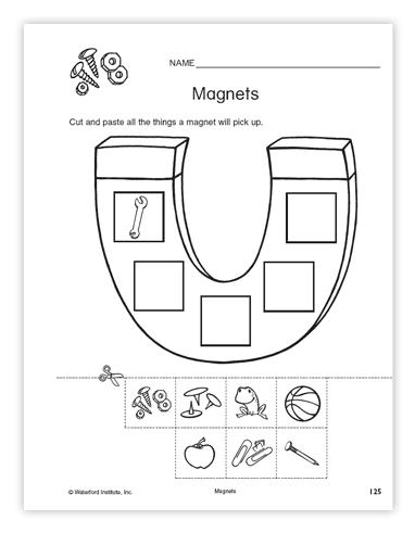 magnets worksheet science learningenglish esl. Black Bedroom Furniture Sets. Home Design Ideas