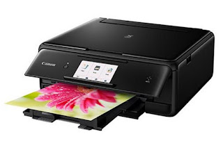 Canon PIXMA TS8050 Printer Driver Download For Windows