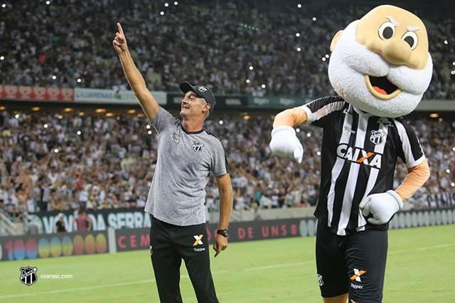 Na noite dessa segunda-feira, o Atlético-MG visitou a equipe do Ceará, no Estádio Castelão, em Fortaleza, pela 31ª rodada do Campeonato Brasileiro.