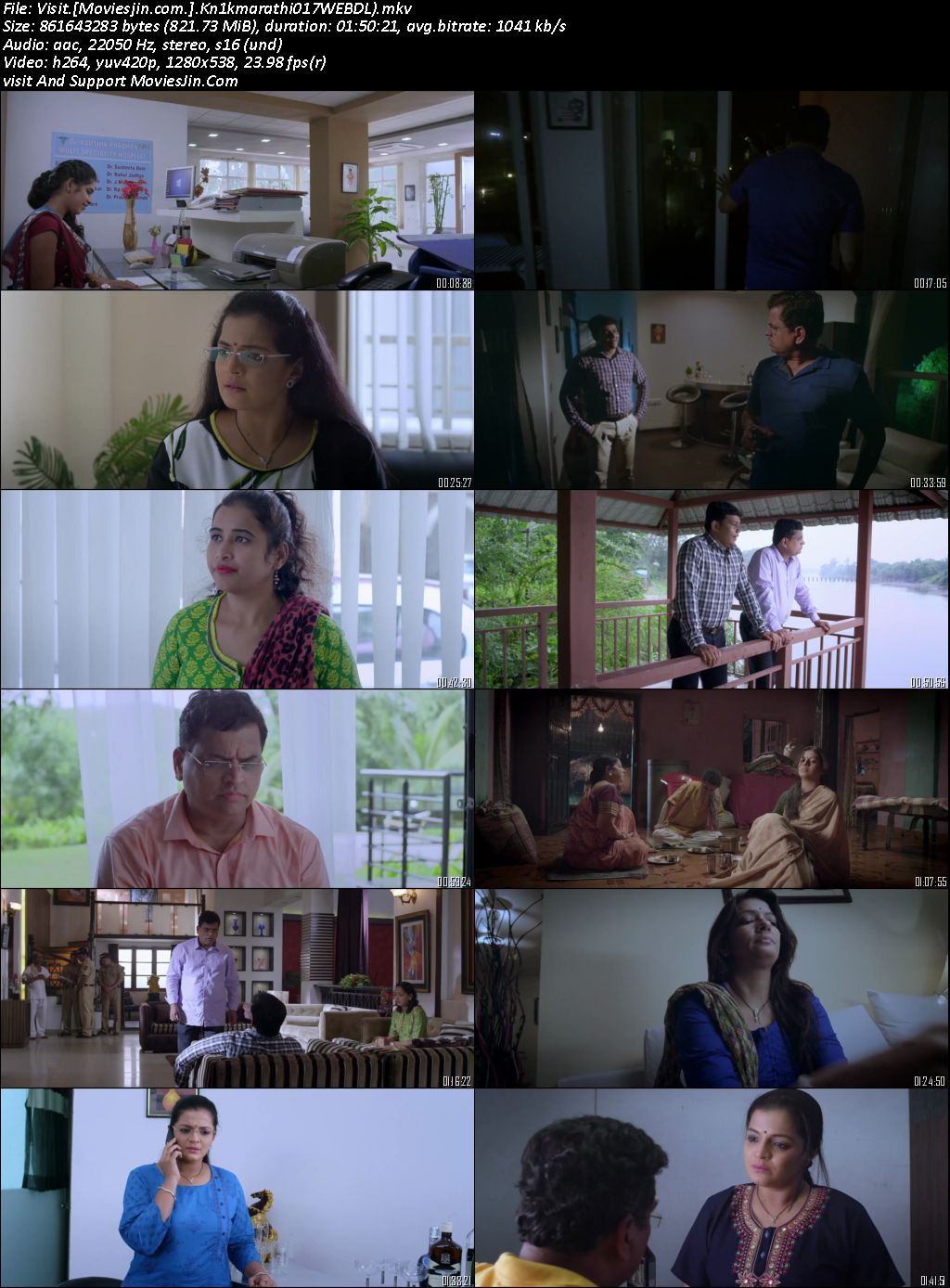 Kanika 2017 300MB Download Marathi WEBDL 480p
