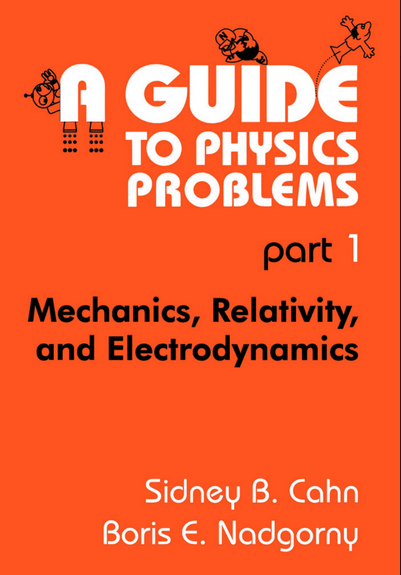 Mechanics, Relativity, and Electrodynamics