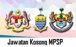 Jawatan Kosong Kerajaan MPSP