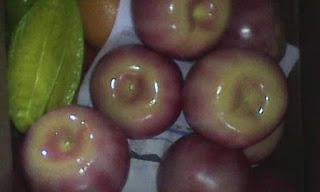 dummy buah