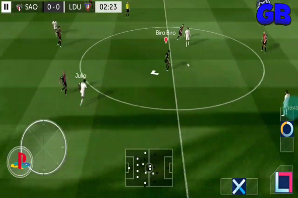 Download Game Android FTS S.A MOD FIFA 2019 By Nubzao Gamers
