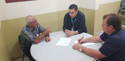 Dr. Neidson discute instalação de energia elétrica do Luz para Todos na comunidade Cavalcante em Porto Velho