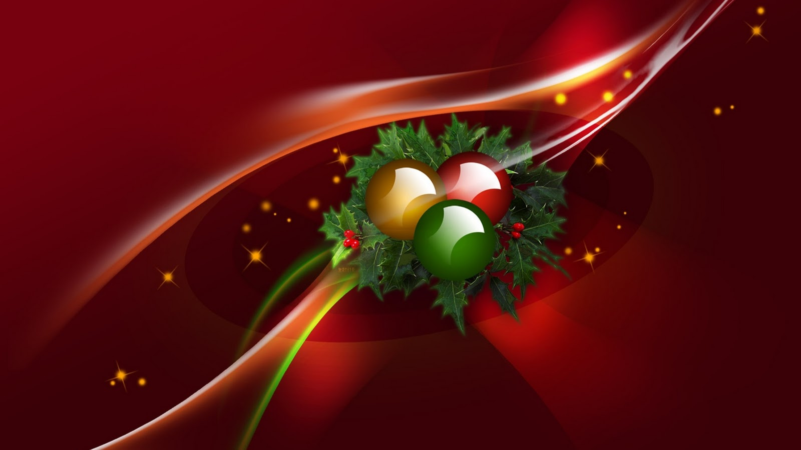 Merry Christmas & Happy New Year 2015 Full HD Wallpapers