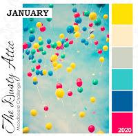 January Mood Board 2020