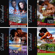 All four books available in Audio!