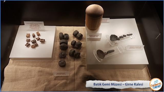 Batık-Gemi-Müzesi-Girne-Kalesi