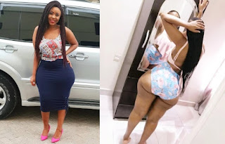 [Photos]Gospel Singer NicahTheQueen Pressurised To Take Down Bikini Photo After Backlash (Photo)