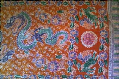 Motif Batik Cina/Pecinan