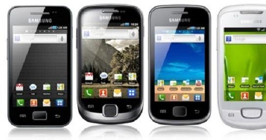 Daftar Harga Hp Samsung Android Agustus 2012   Gadget ...